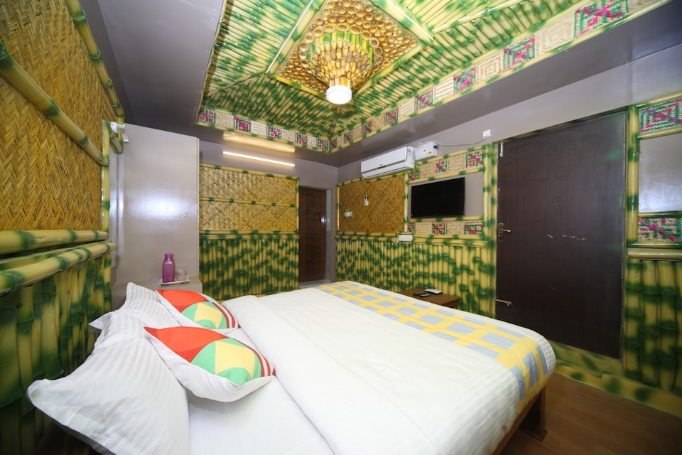 OYO 80078 Abi Kailash Bamboo Home stay