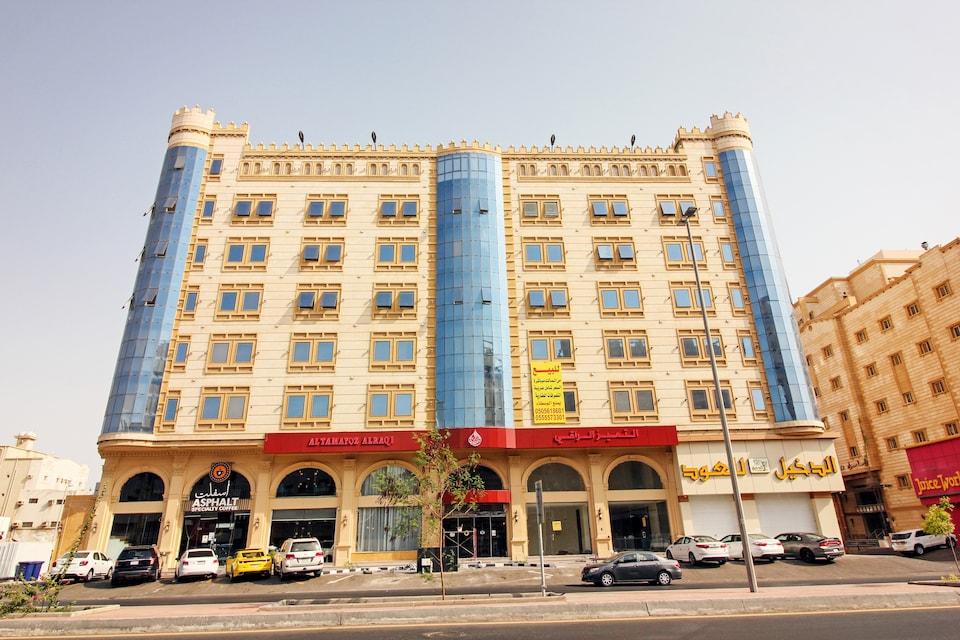 OYO 586 Al Tamayoz Al Raqi Hira, Al-Safa Jeddah, Jeddah
