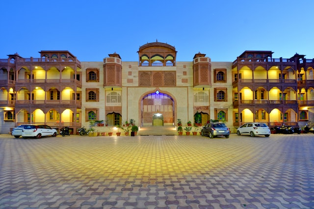 OYO 1006 Hotel Red Fort
