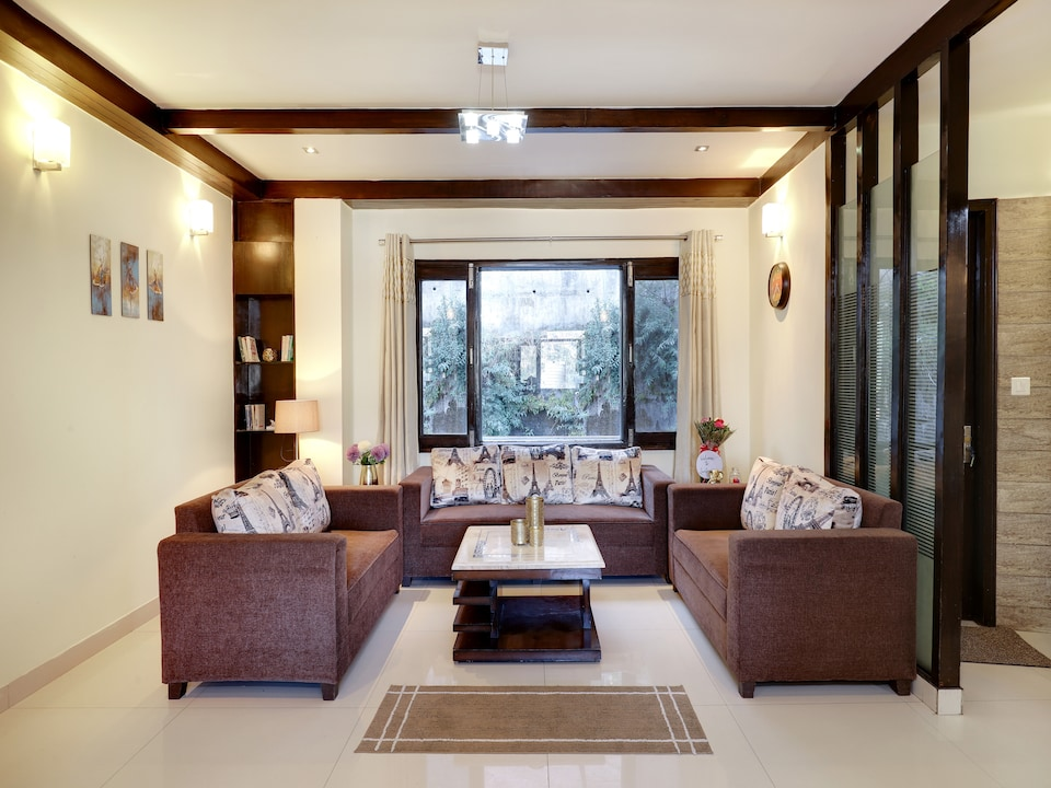 Belvilla 4BHK Premium villa with Open Sit out area and mountain View