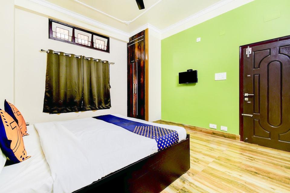 SPOT ON 80447 Capital Residency , Ganeshguri Guwahati, Guwahati