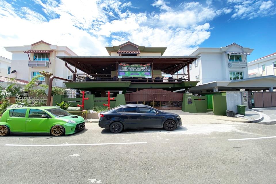 OYO 90262 Kota Kinabalu Homestay, Villa & Suite Boutique
