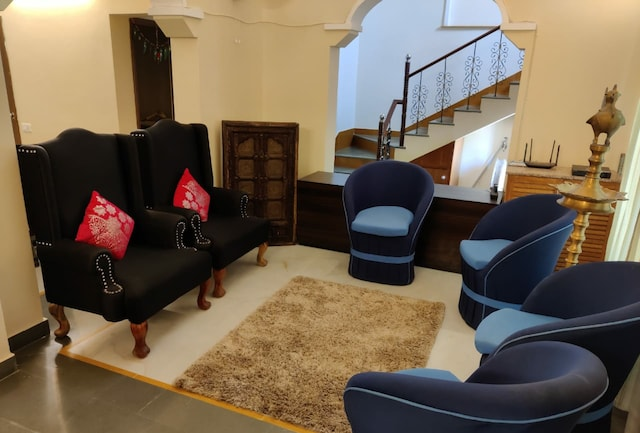 Belvilla 3BHK vibrant villa with modern furnishing with terrace and Aravali Views