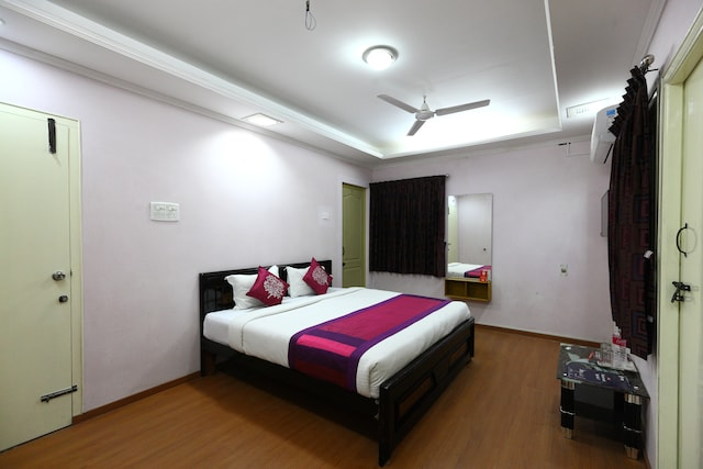 OYO Rooms 055 Trichy Road Near Singanallur