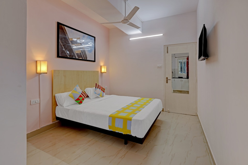 OYO Home 80784 Compact Studio KR Puram, KR Puram Bangalore, Bangalore