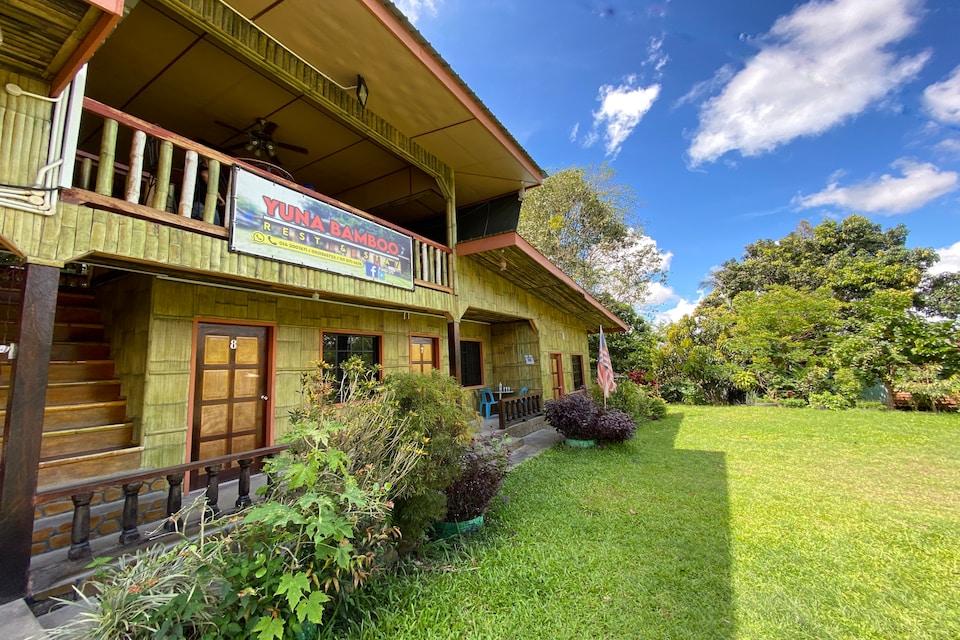 OYO 90286 Yuna Bamboo Rest & Stay, Ranau, Ranau