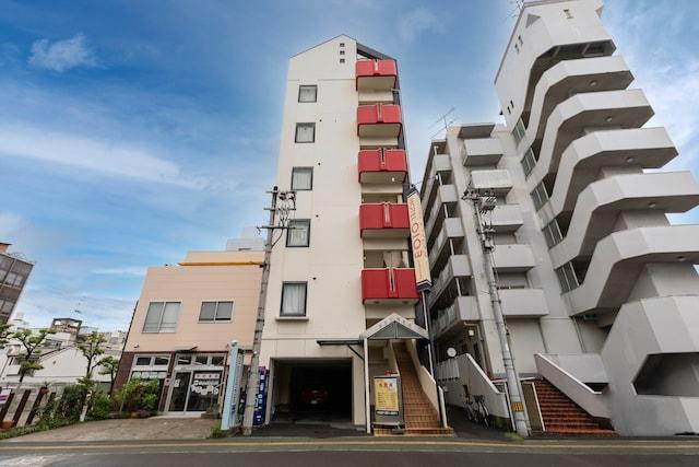 OYO Business Hotel Marutomi Takamatsu Kagawa