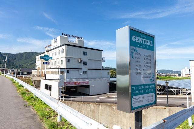OYO 44891 Oyo Hotel Genteel Takamatsu Kagawa