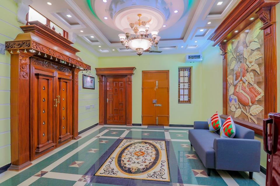 OYO 80856 Classic 3BHK Murugambakkam, Pondicherry City Centre, Pondicherry