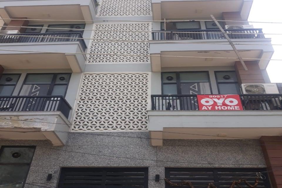 Capital O 80917 Ay Home, Cyber City, Gurgaon
