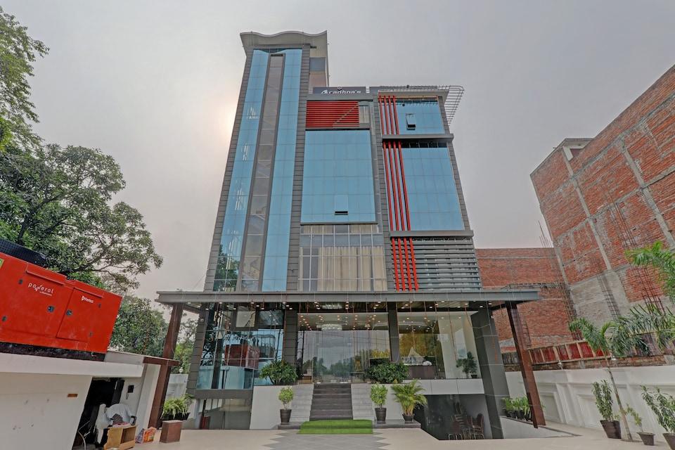 Capital O 80989 Hotel Aradhna Inn, Vikas Nagar Lucknow, Lucknow