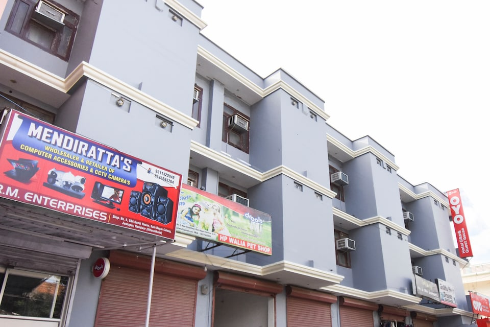 Collection O 81258 Hotel Gsa And Guest House, Ranipur Haridwar, Haridwar