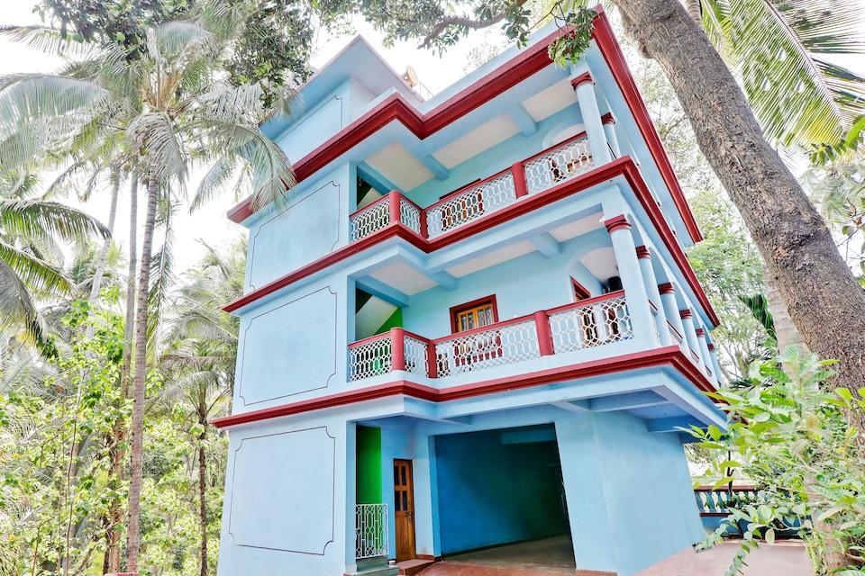 OYO Home 81322 Blue Villa , Calangute Goa, Goa