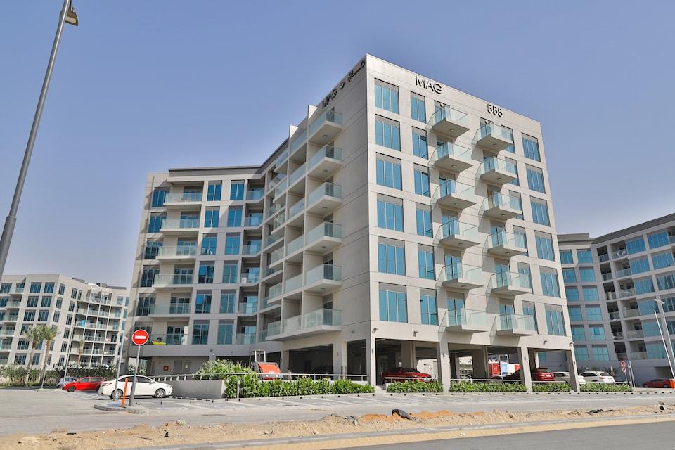OYO 703 Home Mag555 studio 621, Al Barsha Dubai, Dubai