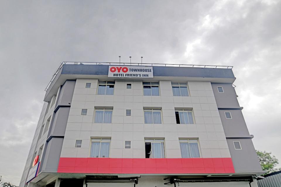 OYO 81349 Townhouse Friends Inn, Vijay Nagar Indore, Indore