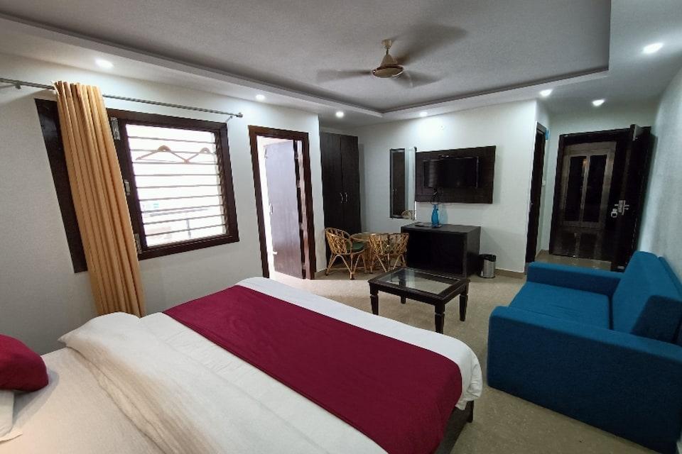 Capital O 81395 Hotel Nature View, Tapowan Rishikesh, Rishikesh