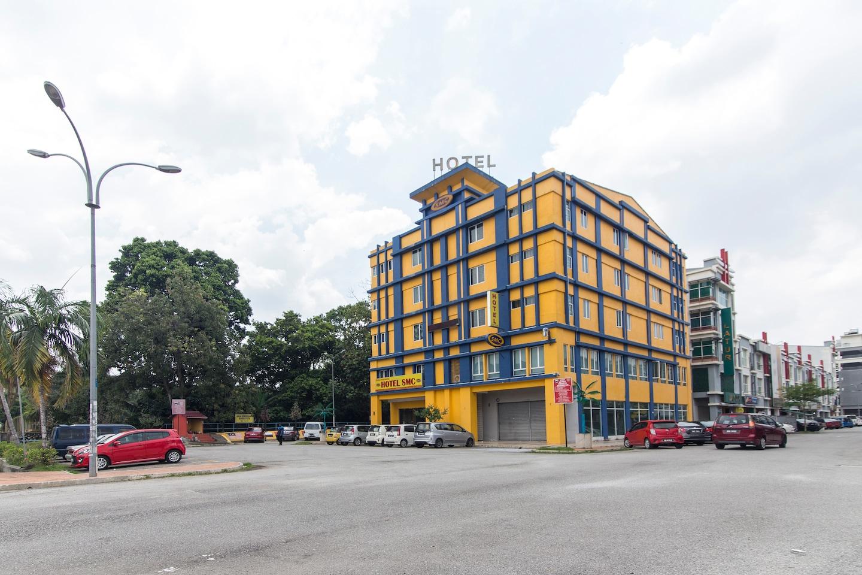 OYO 258 Hotel SMC Alam Avenue -1