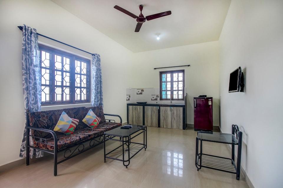 OYO Home 81690 Peaceful 1BHK Candolim, Candolim Goa, Goa