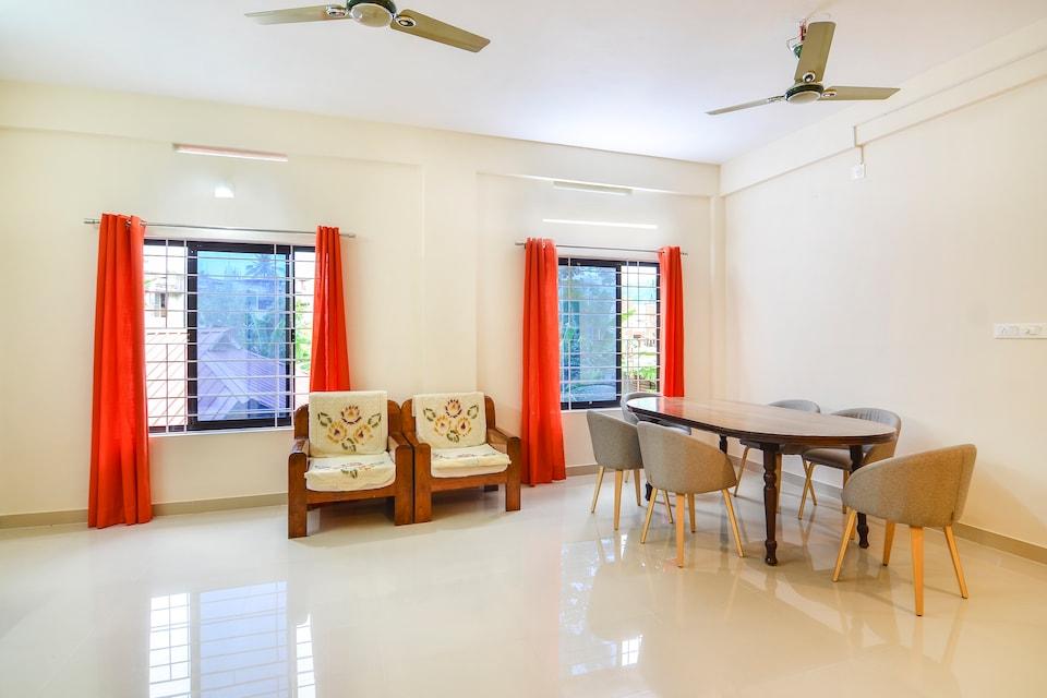 OYO 81801 Akash villa, Medical College - Pattom, Trivandrum