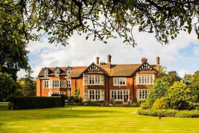 OYO Scalford Country House Hotel