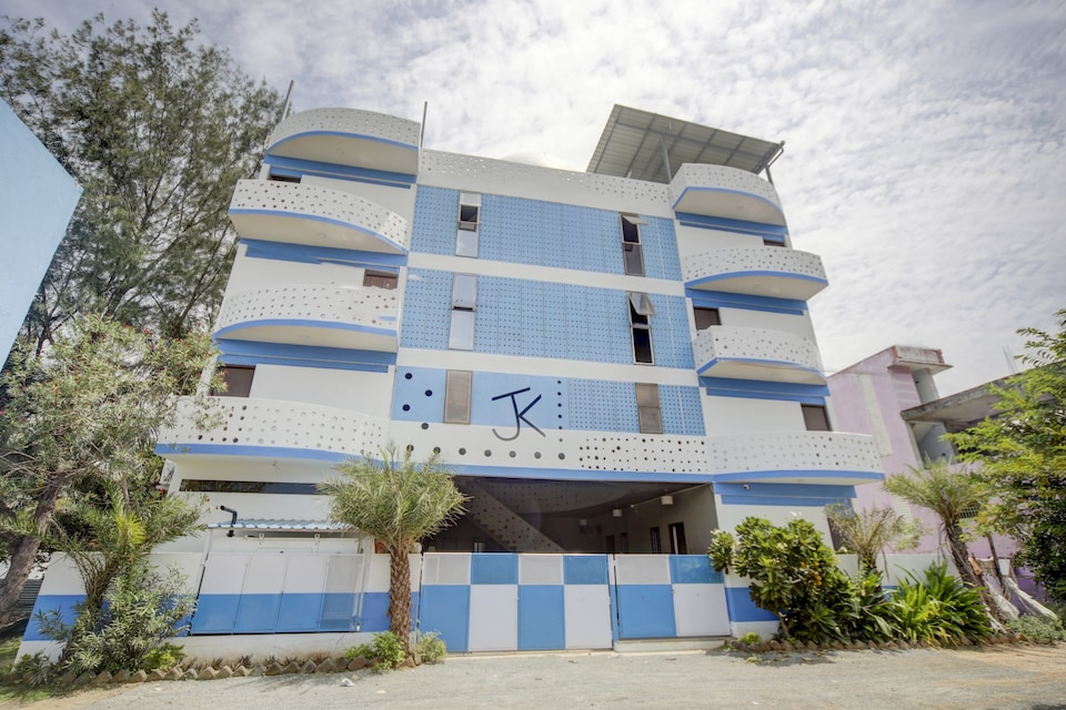 OYO 82302 Mac Residency, Auroville-Pondicherry, Pondicherry