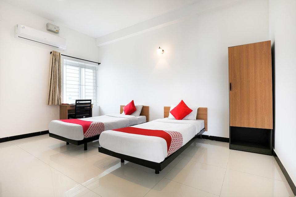 OYO Flagship 82361 Black Pearl Residency, Sathy Road Coimbatore, Coimbatore