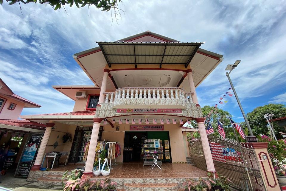 OYO 90331 D'jj Homestay, Kota Belud, Kota Kinabalu