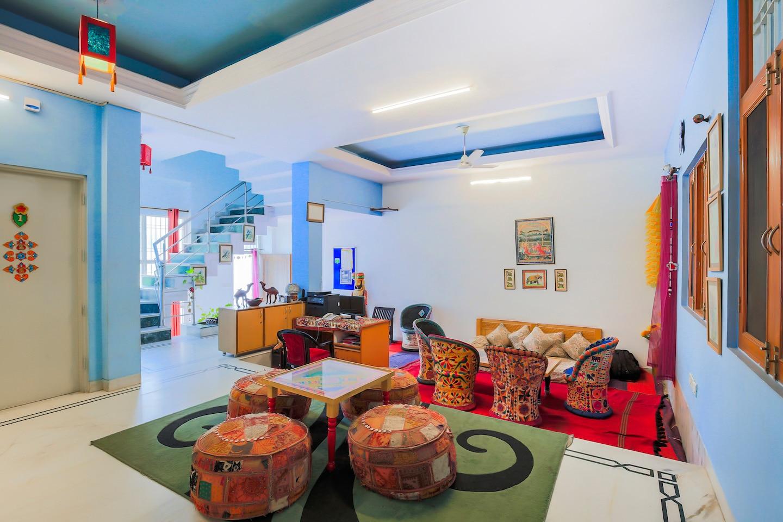 OYO 1060 Hotel Rahwaas -1