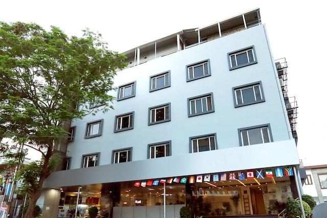 OYO Rooms 407 Jubilee Hills Near Koya Mind Space