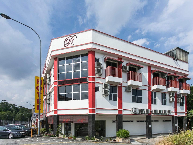 OYO 289 Hotel Rasah -1