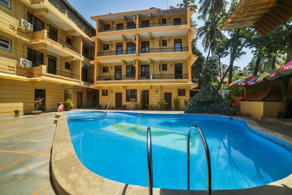 OYO 7216 Kris Resort, Calangute Goa, Goa