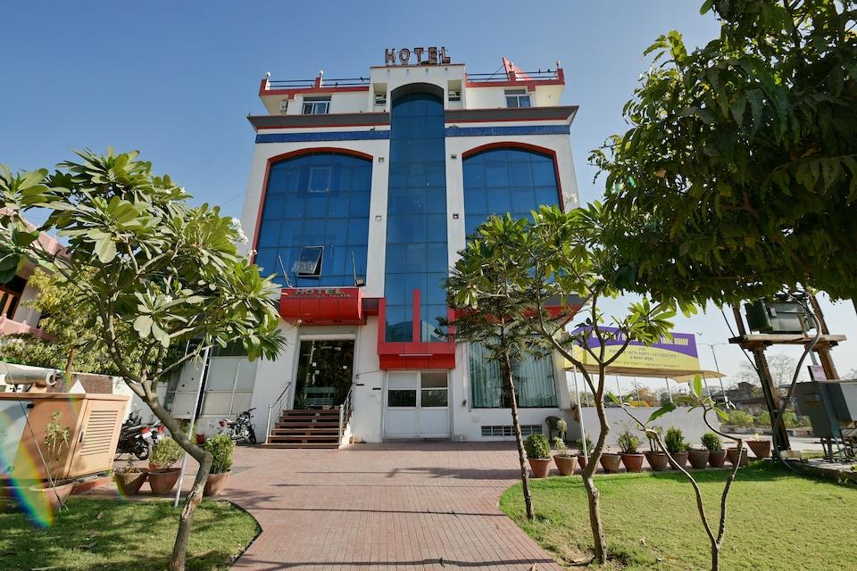 OYO 7238 Hotel Mansarovar Palace