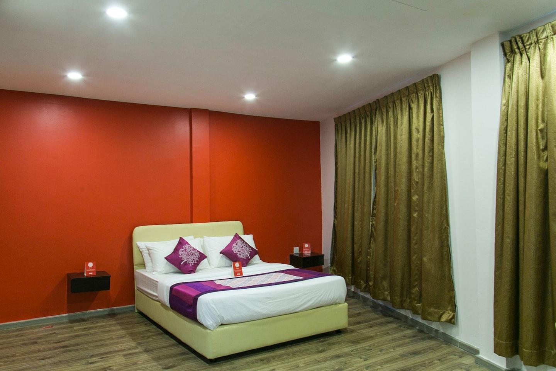OYO 296 KK Hotel Jalan Pahang -1