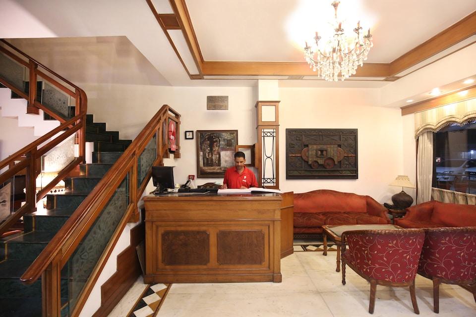 Capital O 1100 Hotel Kwality Regency