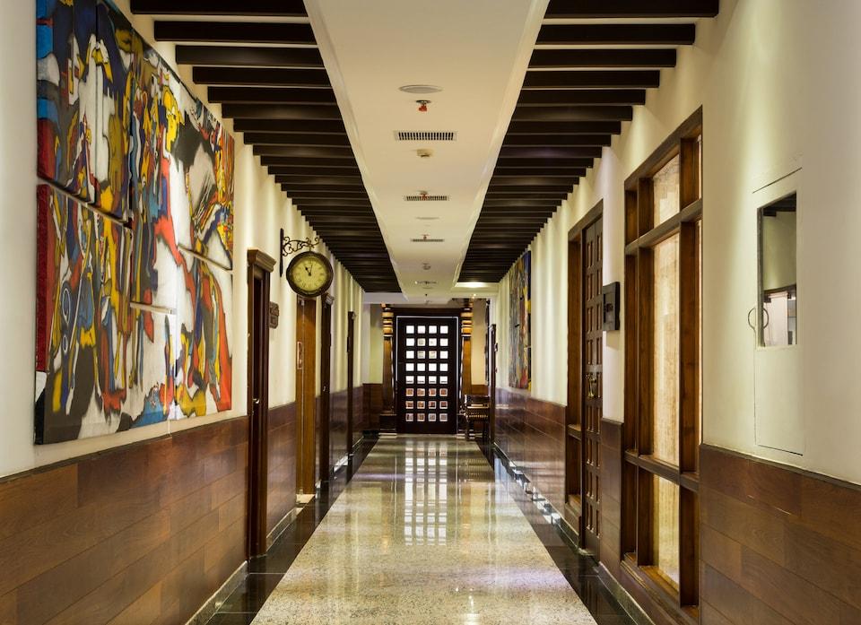 OYO 1112 Hotel JC Residency