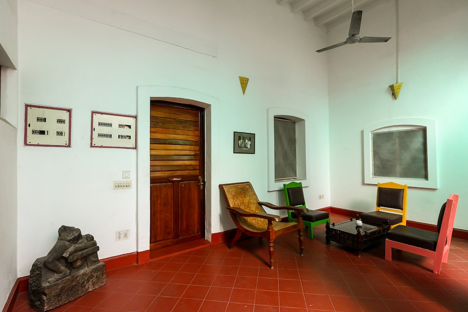 OYO 7855 Hotel De Pondicherry