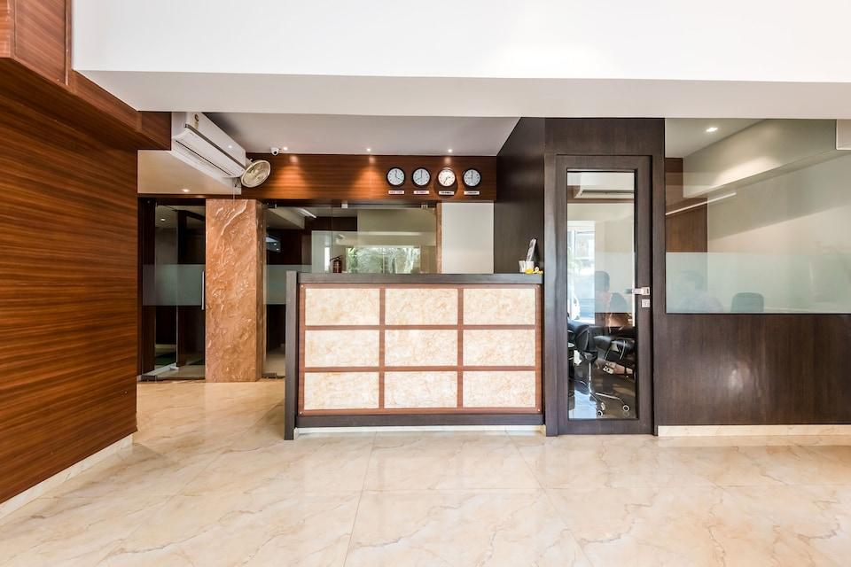 OYO 8010 Hotel Konar Inn, Mumbai-Vashi-Turbhe-Sanpada, Mumbai