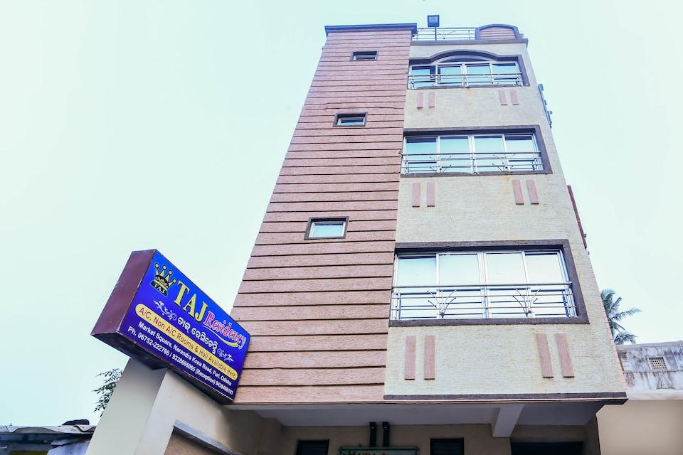 SPOT ON 8172 Taj Residency