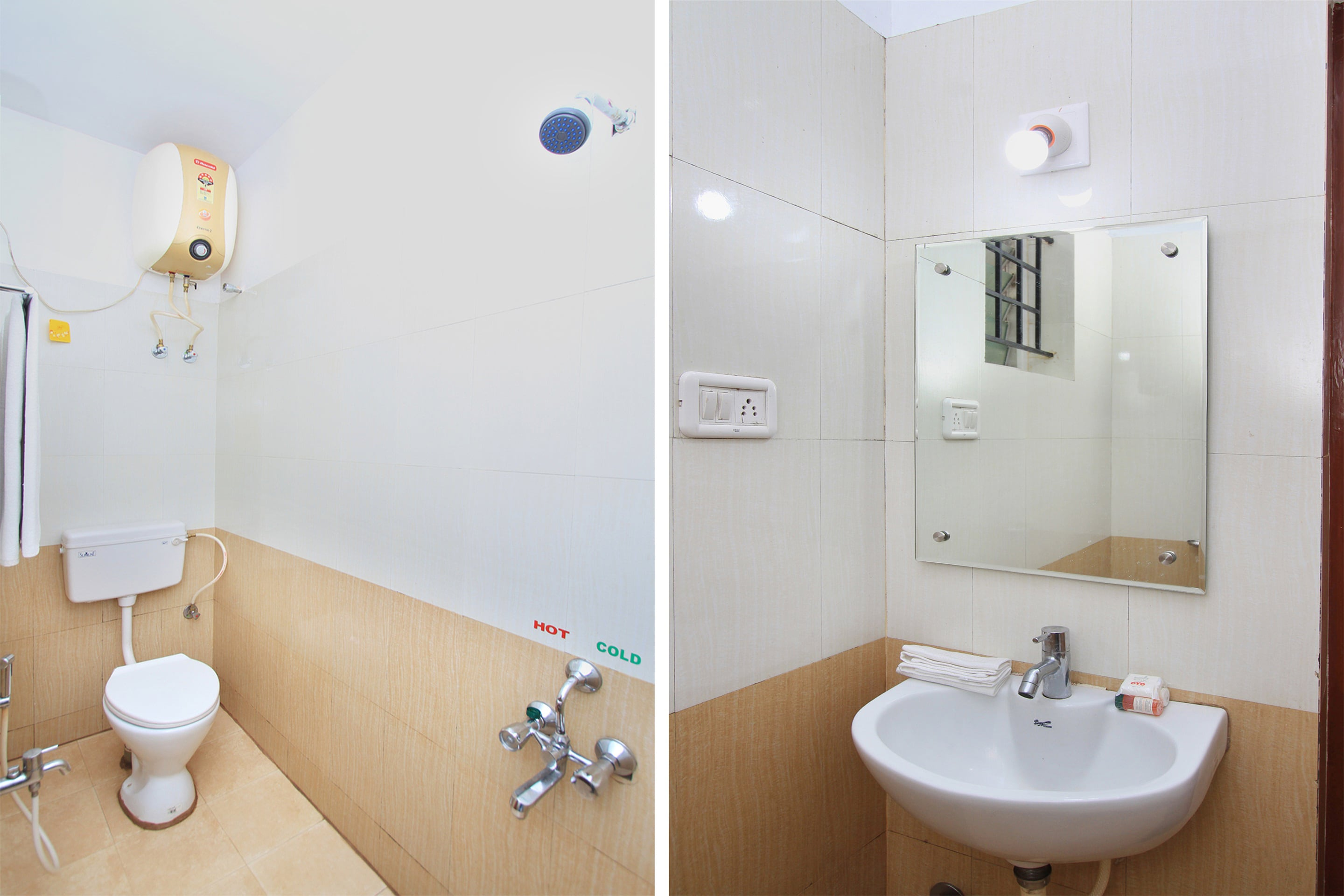 OYO 8707 Home Stay Bliss Residency