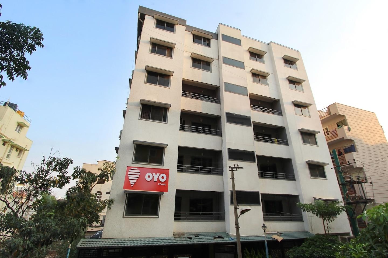 OYO 8908 Pride Homes Facade-1