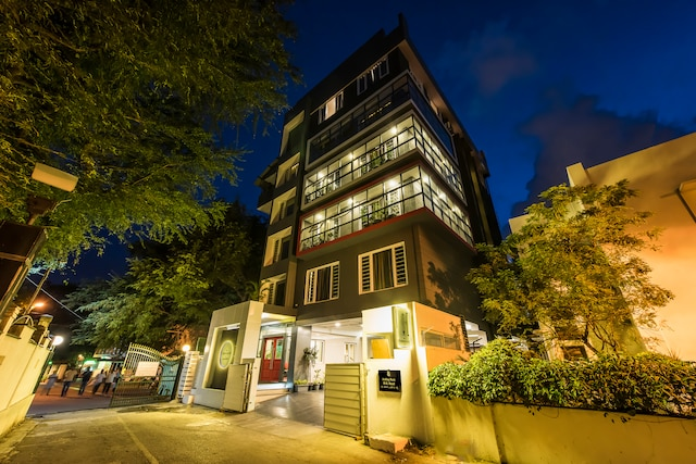 OYO Townhouse 014 MG Road Bangalore