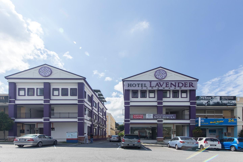 OYO 307 Hotel Lavender -1
