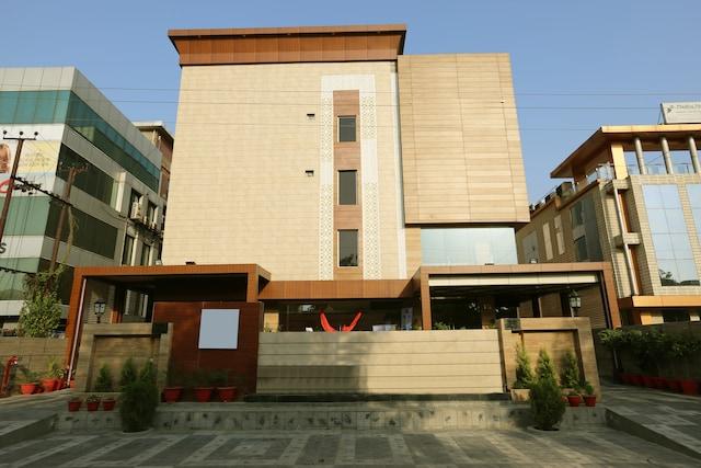 OYO 12365 CZ Inn Lucknow India