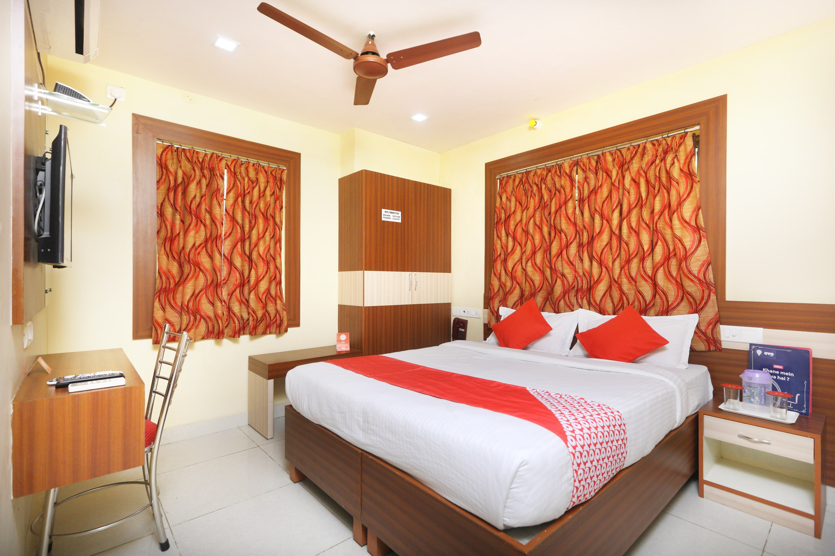 Chennai Hotels With Tv Price ₹429 Pay At Hotel Oyo