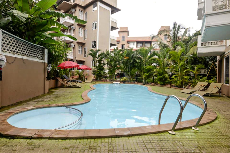 OYO 1253 Ginger Tree Beach Resort Swimming Pool-1