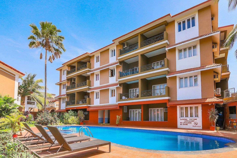 OYO 1254 Hotel Goveia Holiday Homes -1