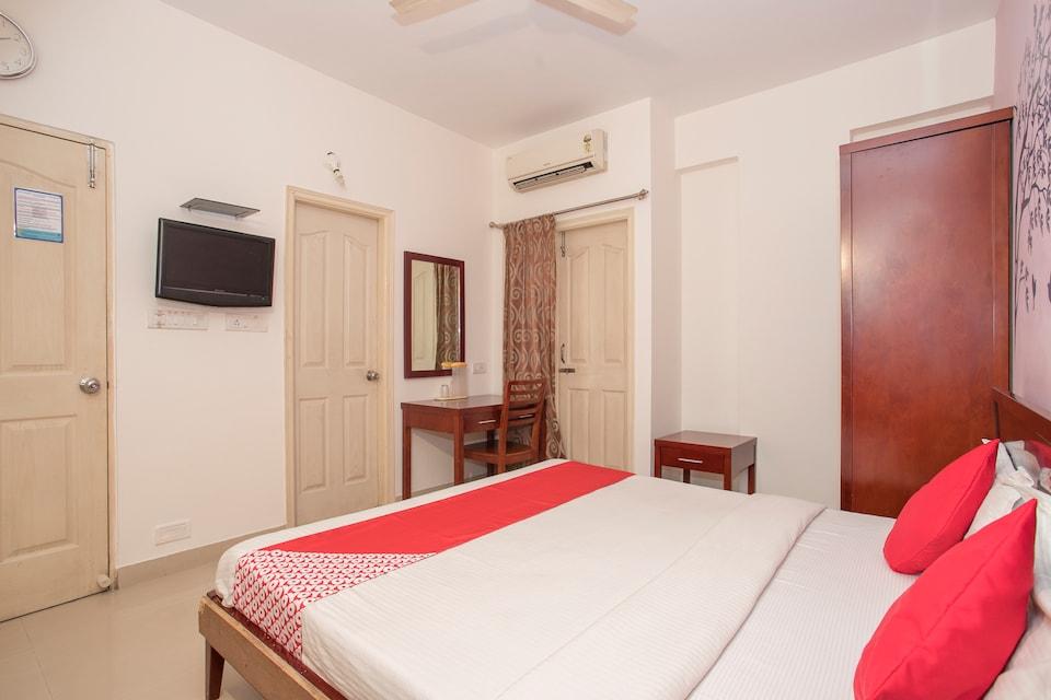 OYO 1256 Hotel Marathalli Residency