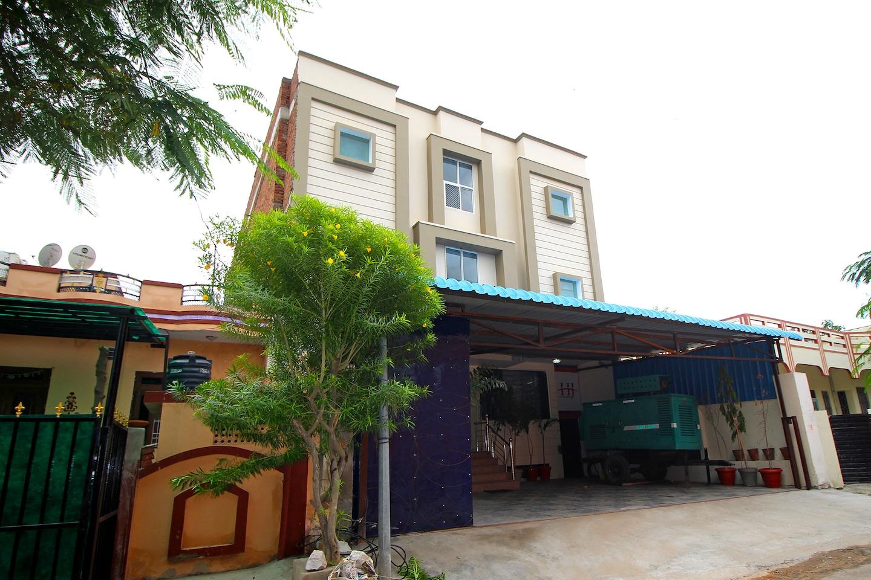 OYO 9231 Hotel Jinesh -1