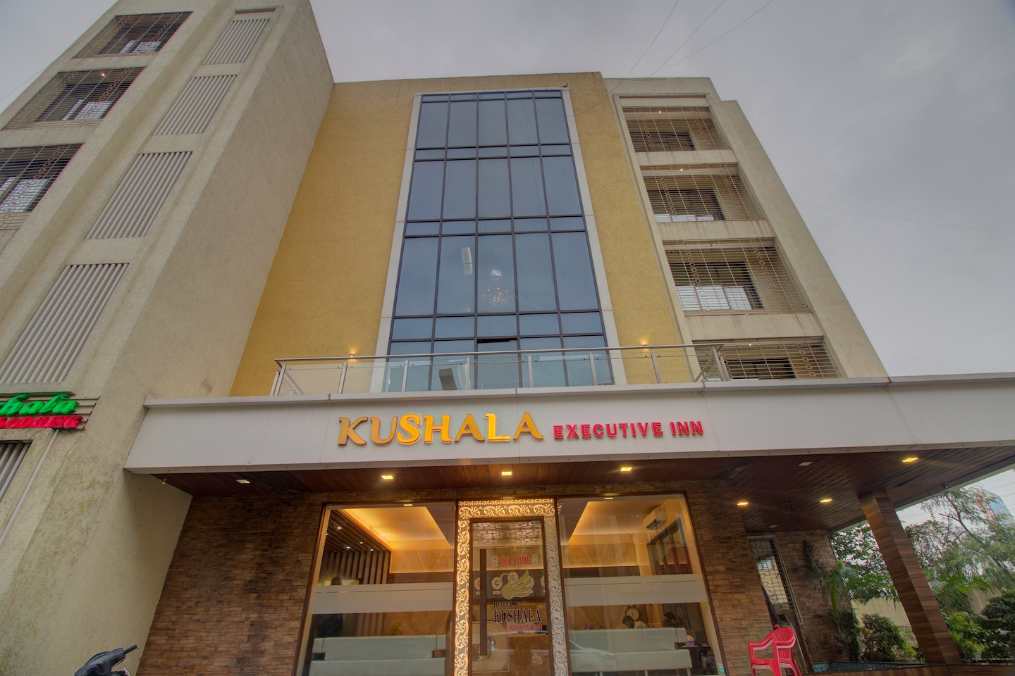 Capital O 7158 Hotel Kushala Executive Inn -1