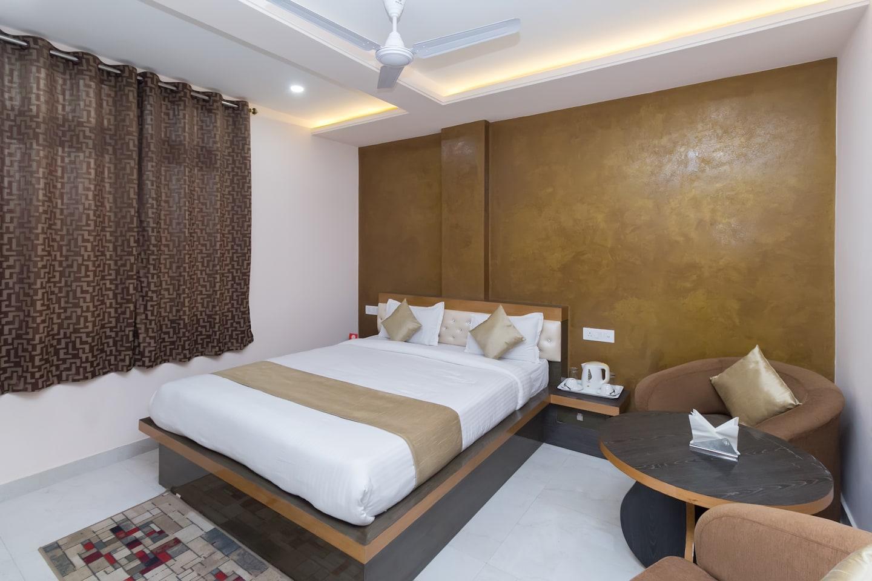 OYO 9909 The Saad Hotel -1